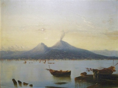 capri vesuvio 2 works by g corelli