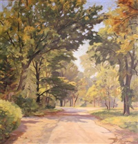 a saugatuck idyll by carl hoerman