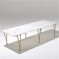 coffee table by hugh acton