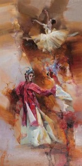 牡丹亭 by liu nian