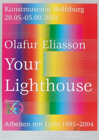 your lighthouse by olafur eliasson