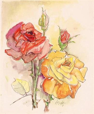 rosen by hannah höch