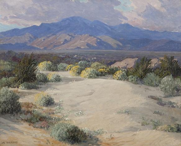 desert springtime by carl sammons