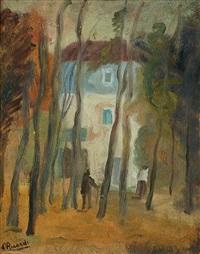 case nel bosco by gianrodolfo d'accardi