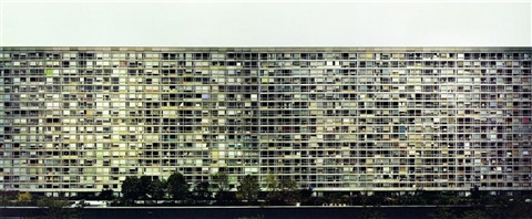 montparnasse bk w30 works text by andreas gursky