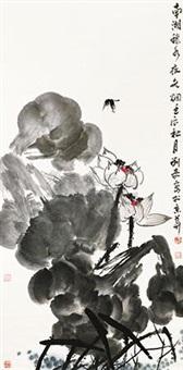 南湖秋水夜无烟 by liu qi
