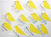#11 birds on this by lee godie