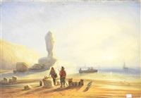 vue de mer by jacques van gingelen