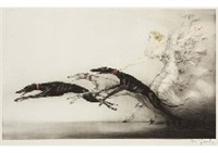 speed ii by louis icart