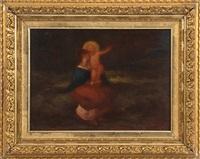 madonna and child by robert loftin newman