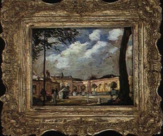 Versailles by Biddy Macdonald Jamieson on artnet