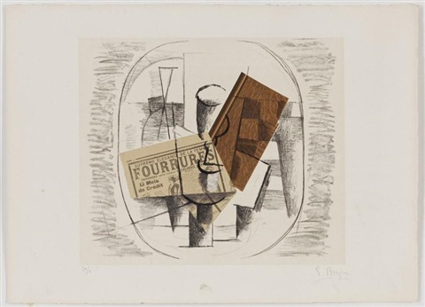 nature morte by georges braque