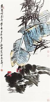 焦荫竹影午梦长 by liu qi