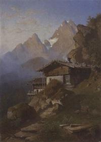 bauernhaus in südtirol by hermann kraemer