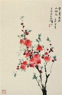 梦里依依小桃红 by he jinhong