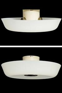 due lampade a plafone by arteluce