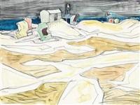 strandlandschaft by robert (willy) huth