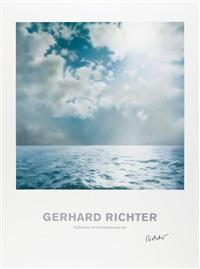 seestück (gegenlicht) by gerhard richter