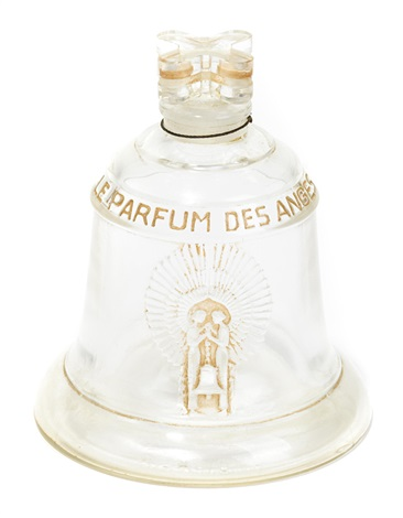 perfume bottle le parfum des anges by rené lalique