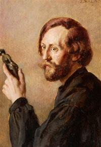 portrait of henri théophile bouillon by jules emmanuel valadon