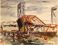 two bridges by dixie ann miller mcelroy