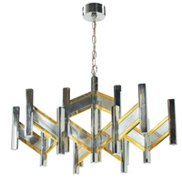 hanging fixture by sciolari (co.)