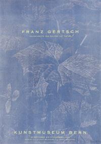 holzschnitte und malerei auf papier, kunstmuseum bern by franz gertsch