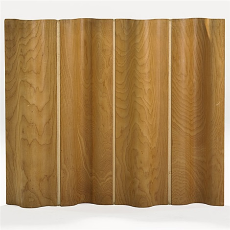 folding screen by eero saarinen and charles eames