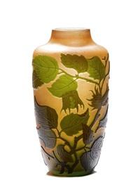 vasen (3 works) by val saint-lambert and d' argental