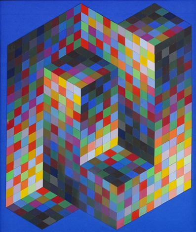 izzo cis by victor vasarely