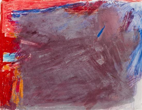abstract by emily mason