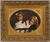 two girls by frank thomas copnall