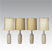 two pairs of lamps by per linnemann-schmidt
