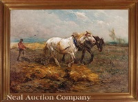 plowing the fields by henry schouten