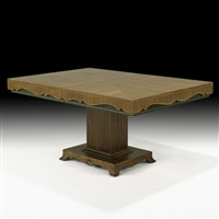 dining table by grosfeld house
