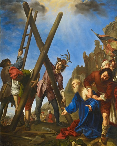 saint andrew by carlo dolci