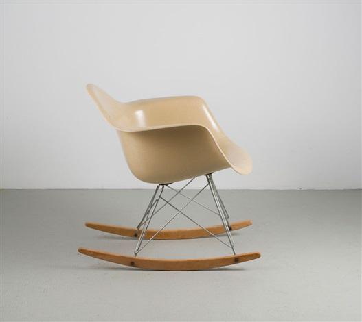 Erstaunlich Schaukelstuhl Rar By Charles Eames