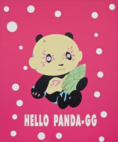 hello panda gg by gao yu