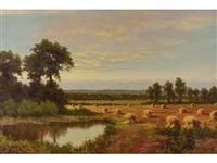haystacks by frederick d. ogden