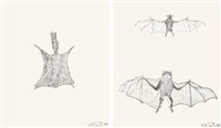 squirrel (+ 3 others; 4 works) by kiki smith