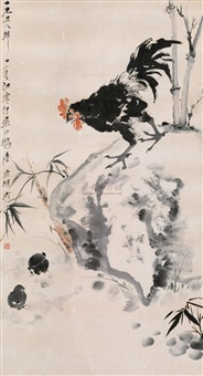 公鸡 (rooster) by tang yun and jiang hanting