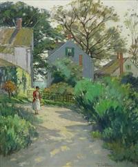 the garden by pauline palmer
