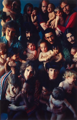 frank zappa and the mothers of invention by art kane