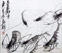 虾图 by qi liangmo
