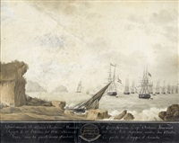 combattimento dello schooner austriaco nominato by nicolas s. cammillieri