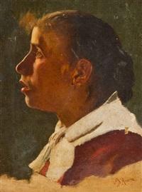ritratto by vito d' ancona