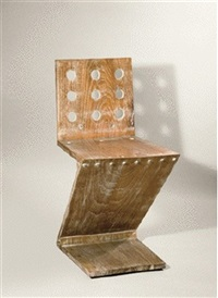 gerrit rietveld auction results gerrit rietveld on artnet. Black Bedroom Furniture Sets. Home Design Ideas