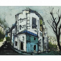 rue de l'abreuvoir by wilhelm goliasch
