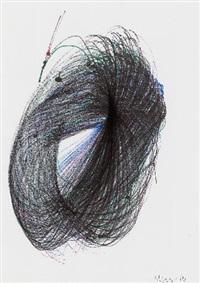maschinenzeichnung by michael landy