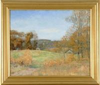 cape autumn by harold c. dunbar